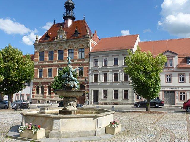 Frohburg rathaus